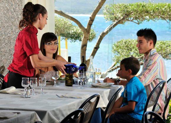 ristorante hotel club saraceno